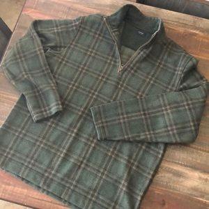 🌺5 for $30 Sale🌺 Soft Men'sPlaidPullover Sweater